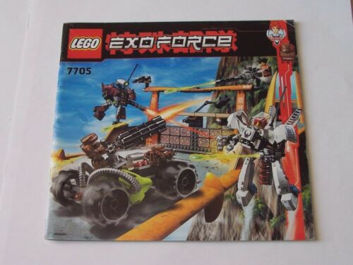 LEGO ® de recette//Instruction nº 7706