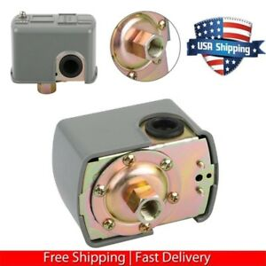 Universal-20-40-PSI-Well-Water-Pump-Pressure-Control-Switch-Double-Spring-Pole-amp