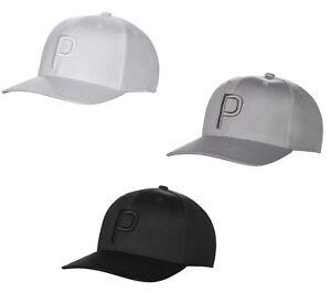 8f82a655 canada rickie fowler p logo cap p for paradise 79718 40975; best image is  loading puma p 110 snapback hat phantom mens cap bb0ba f5ad5