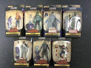 2019-Marvel-Legends-Captain-Marvel-Wave-1-BAF-Kree-Sentry-Set-of-7