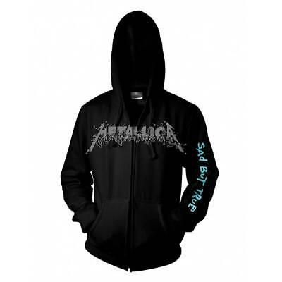Metallica 'Sad But True' Zip Hoodie NEW hood hoody   eBay