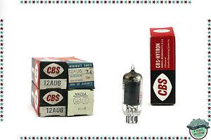 12au6 / Hf94 Vacuum Tube, Valve, Röhren, Nos, Nib. X1 Pgupakro-07232905-984551823