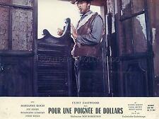 CLINT EASTWOOD  PER UN PUGNO DI DOLLARI  1964 VINTAGE PHOTO ORIGINAL #1