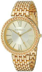 NIB* Steve Madden beautiful watch in box/ style SMWS027G