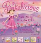 Pinkalicious: The Pinkalicious Take-Along Storybook Set by Victoria Kann (2015, Paperback)