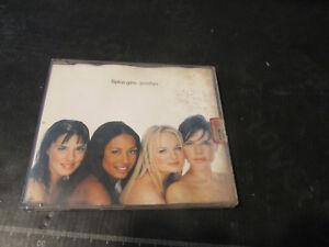 CD singolo Spice Girls Goodbye 1997 no lp mc vhs dvd  originale siae