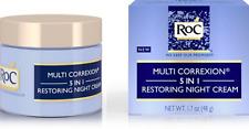 RoC Multi Correxion 5 in 1 Restoring Anti-Aging Facial Night Cream 1.7oz.
