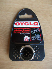 Ciclo BICI Cyclo CAMPAGNOLO BOTTOM BRACKET CARTRIDGE Cassette Lockring Tool
