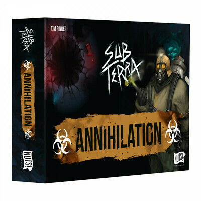 100% Vero Sub Terra - Extension 3 Annihilation, Nuts Publishing