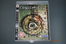 Condemned 2 PS3 Playstation 3 **FREE UK POSTAGE**