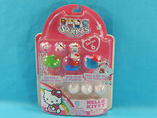 Squinkies Hello Kitty Series 6 Tiny Toys Bubble Pack Sealed 2012