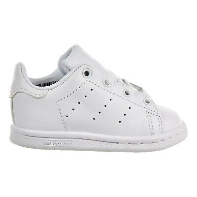 Adidas Originals Stan Smith Infant//Toddler Shoes Footwear White//Blue bb3000