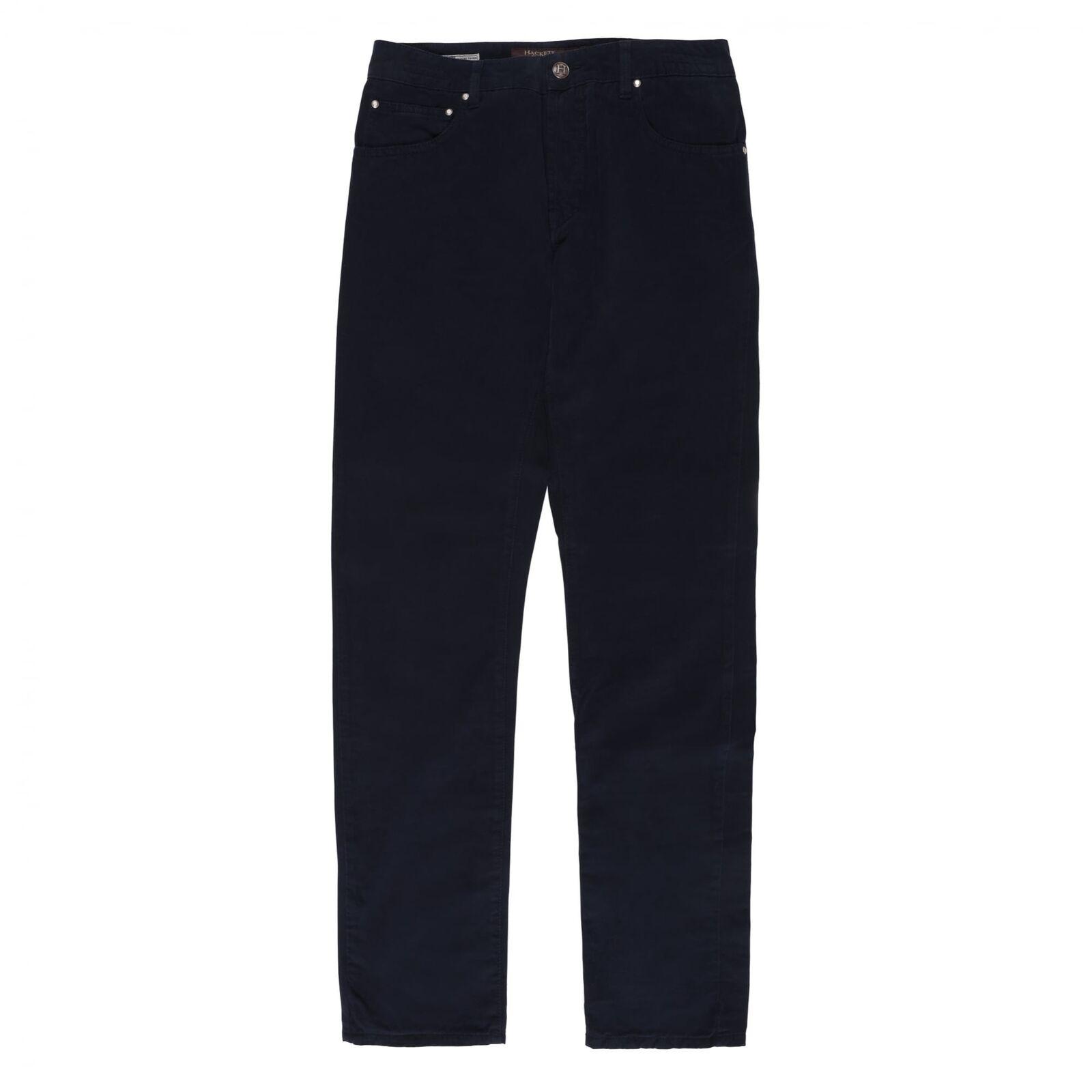 Hackett Twill morbido morbido morbido Classic Fit Pantaloni 225233