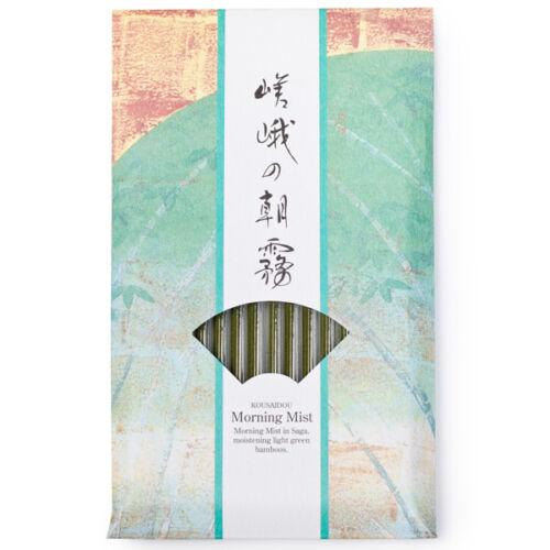 Morning Mist Organic Japanese Incense 15 Sticks