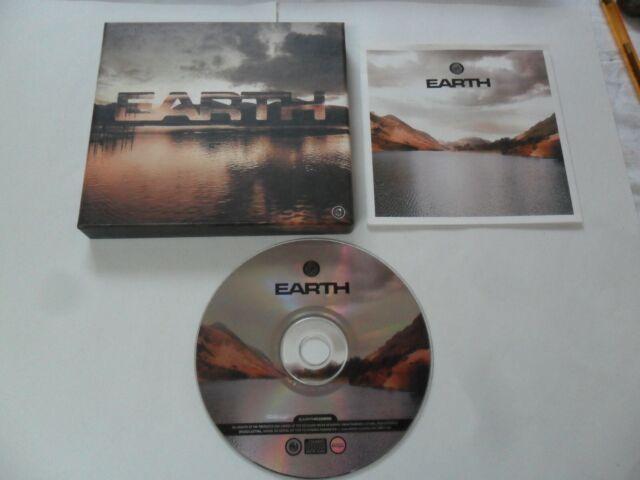 LTJ Bukem – Earth Vol.5 (CD Box 2001) Electronic