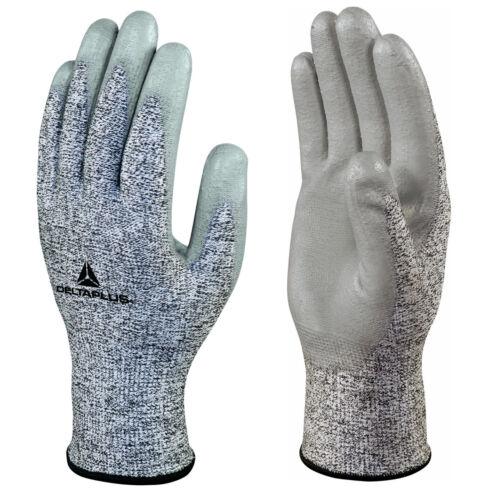 Delta Plus Venitex VENICUT58 Grey Econocut Level 5 Cut Resistant Work Gloves PPE
