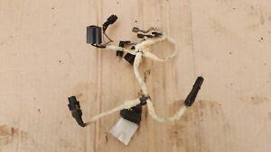 porsche 924 944 console clocks wiring loom lux turbo parts 944 951 rh ebay co uk