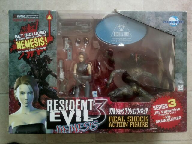resident evil 3 jill valentine action figure