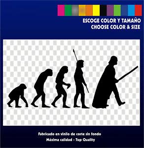 Sticker-Vinilo-Evolution-to-Vader-Star-Wars-Evolucion-Pegatina-Vinyl-Aufkleber