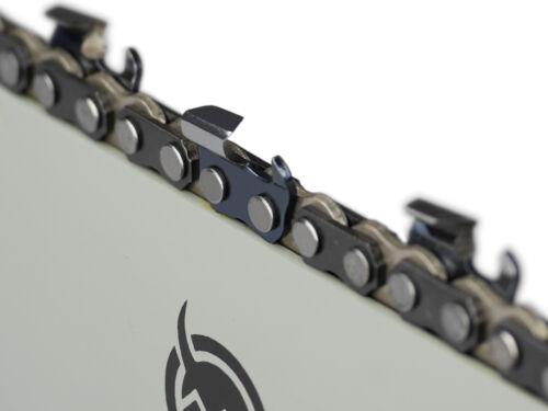 """Sägekette passend für Makita 5016 35 cm 1//4/"""" 76 TG 1,3 mm Halbmeißel chain"""