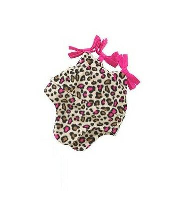 Healthtex Baby Toddler Girl Fleece Peruvian Cheetah Hat One Size BABY SHOWER