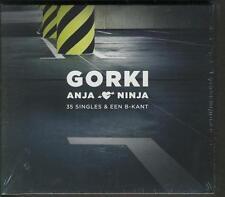 GORKI Anja Ninja 35 Singles & Een B Kant 2 CD DIGIPACK SEALED LUC DE VOS MIA ETC