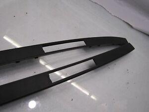 Vauxhall Opel Corsa C 00 06 Sxi Roof Bar Roof Rails Trim Strips 009114732 Ebay