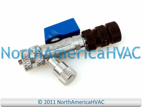 NEW Dual Schrader Valve Core Remover Tool Replace /& Install Schraders CD3930