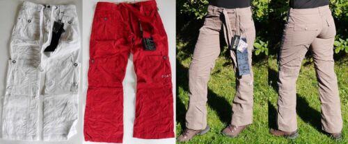 Nuevo Killtec athina señora pantalones trekking outdoorhose wanderhose Lang