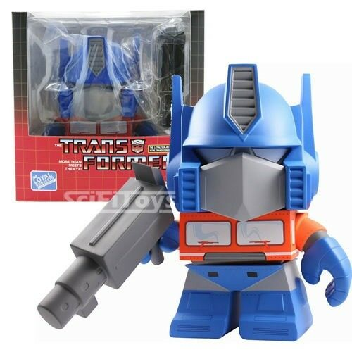 The Loyal Subjects Transformers Series 1 8  THE ORIGINAL OPTIMUS PRIME