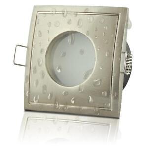 LED Einbaustrahler Bad IP44 Einbauleuchte 3W 5W GU10 Lampe ...