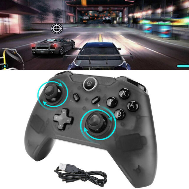 Wireless Pro Controller Gamepad Joypad Remote for Nintendo Switch Console  Hot UK
