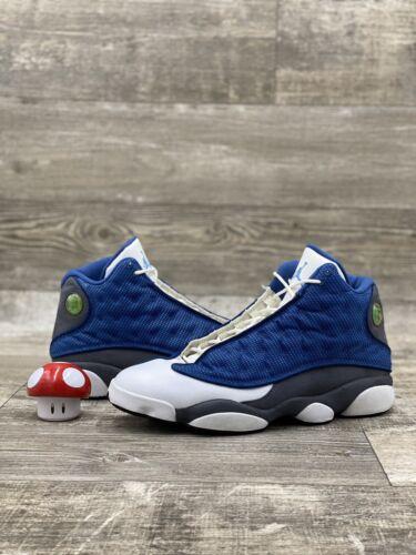 Nike Air Jordan Retro XIII 13 Flint 2010 Blue Grey