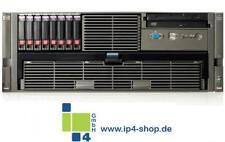 HP Proliant DL580 / DL585 G6 4x 6 Core AMD 8425HE 55W CPU, 128 GB RAM, 144 GB HD