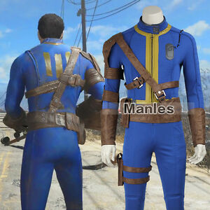 bb58d76a626 Deacon Game Cosplay Sole Survivor of Vault 111 Costume Adult ...