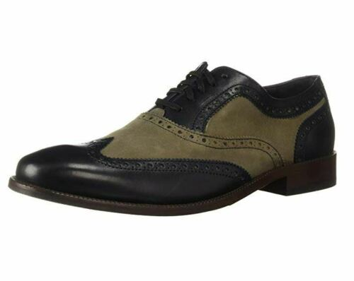 Cole Haan Men/'s Williams Wing II Oxford Blueberry//Magnet 14 M US