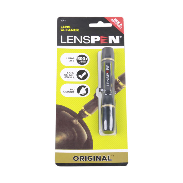 NLP-1 LENSPEN Lens Pen Cleaning For Panasonic Fuji Canon Nikon SONY Olympus