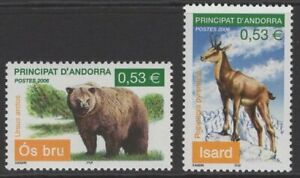 ANDORRA-SGF661-2-2006-FAUNA-MNH