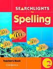 Searchlights for Spelling Year 2 Teacher's Book by Pie Corbett, Chris Buckton (Paperback, 2002)