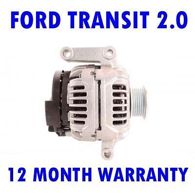 Ford transit 2.0 2000 2001 2002 2003 2004 2005 2006 alternator