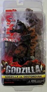 Vs Godzilla 1995 15cm / 30cm burning Destoroyah Den Menschen In Ihrem TäGlichen Leben Mehr Komfort Bringen Godzilla from Head To Tail