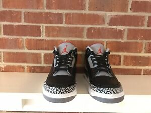 Cement About Jordan Nike Black Air 3 Retro Details mvwPN0ny8O