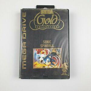 Sonic-Spinball-Ozisoft-Gold-Collection-Sega-Mega-Drive-PAL-Aus