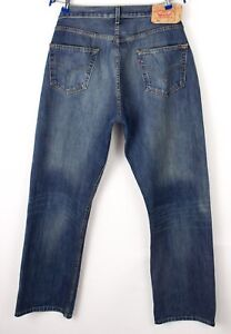Levi's Strauss & Co Hommes 501 Jeans Jambe Droite Taille W36 L30 BDZ90