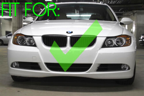DEPO 06-08 BMW 3 Series E90 4D Sedan E91 5D Wagon Replacement Fog Light Set