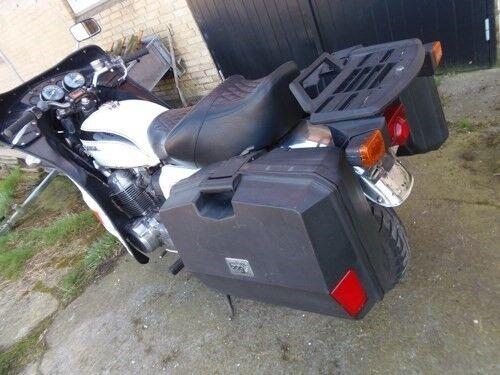 Taskesæt og Fuldkåbe, Honda CB 750 Four