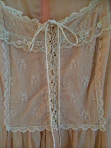 vintage gunne sax prairie dress