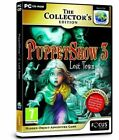 Puppet Show 3 Lost Town Collector's Edition Hidden Object Adventure Game PC