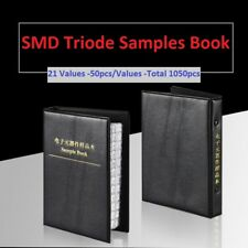 Smdsmt Transistor Sot 23 Triode Samples Book Assorted Kit Component 1050pcs