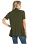 Women-039-s-Solid-Short-Sleeve-Cardigan-Open-Front-Wrap-Vest-Top-Plus-USA-S-3X thumbnail 23